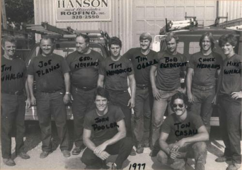 Beautiful Hanson Roofing Has Been Servicing All Of The North Shoreu0027s Roofing Needs  Since 1941. Starting As Just A Man And A Truck, Hanson Roofing Has Since  Grown Into ...